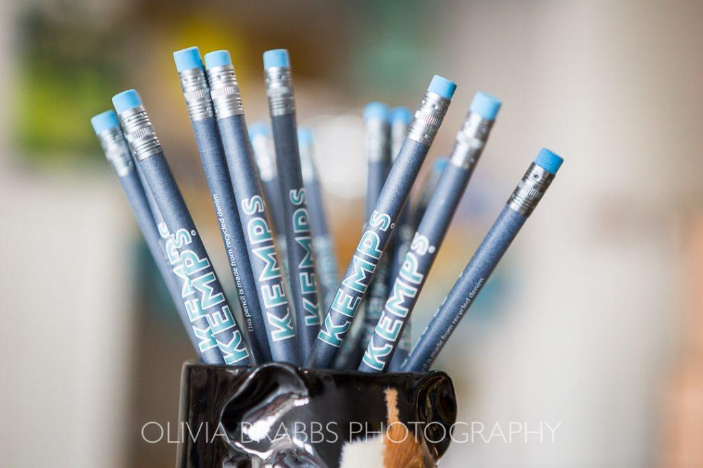pencils at kemps general store malton yorkshire