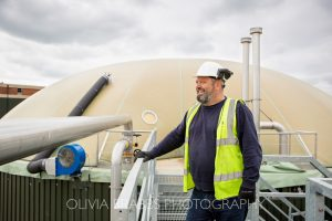 site manager anaerobic digestion plant olivia brabbs photography