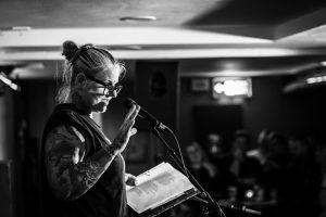 spoken word artist joolz denby
