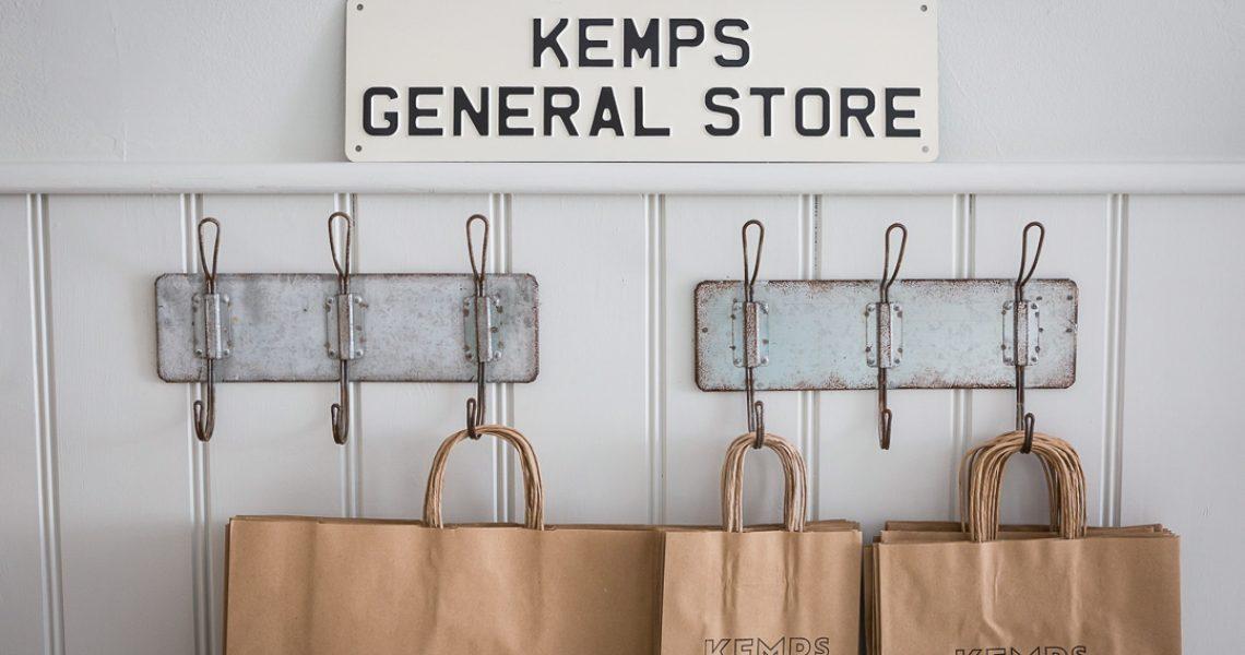 kemps general store interior branding malton yorkshire